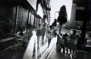 On the street Gary winogrand .