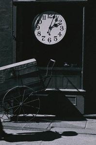 Kertesz watchmakers shop jpg 1950