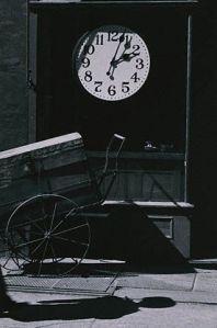 Kertesz watchmakers shop jpg 1950