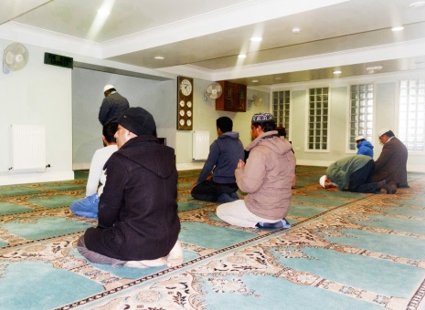 praying in masalla